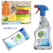 SOUTĚŽ - Zatočte s bakteriemi v domácnosti