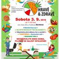 Řevnický rodinný festival Hravě a zdravě