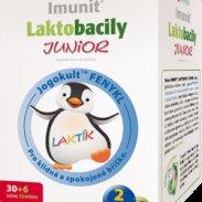 Soutěž o 3x Imunit SWISS Laktobacily JUNIOR