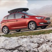 Vyhrajte Ford C-MAX na týden s plnou nádrží