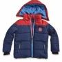 Blue Seven Dětská modročervená zimní bunda Cool Dude