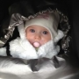 Jak oblékat děti v zimě