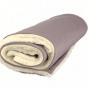Kaarsgaren Zimní deka merino šedá