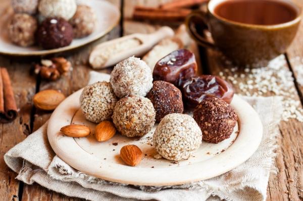 Ochutnejte zdravější verzi oblíbeného cukroví