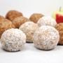 RAW jablečné - pekanové kuličky