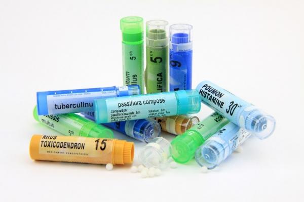 Homeopatie nejen pro děti