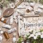 Homeopatie v šestinedělí a při kojení