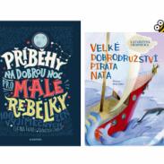 Soutěž o knížky pro kluky i holky