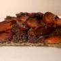 Makovo-švestkový koláč