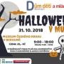 Halloween v muzeu