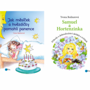 Soutěž o 2 pohádkové knížky pro děti