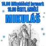 Mikulášské řádění a jarmark na Tyršově náměstí