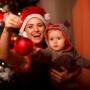 První Vánoce s miminkem