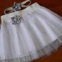 Univerzálni postup na tylovou sukni nejen pro cácorku (začínáme se šitím)