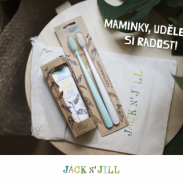 Vyhrajte balíček zubní péče Natural Family Co. od JACK N´JILL