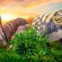 Mláďata z dinoparku
