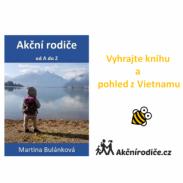 Vyhrajte knihu Akční rodiče nebo pohled z Vietnamu