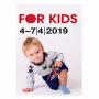 Vstupenka na FOR KIDS 2019