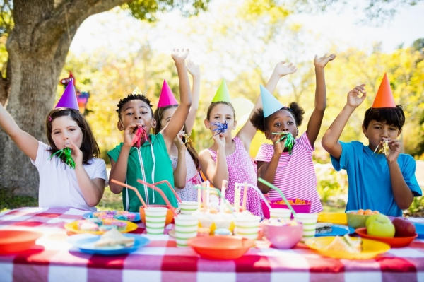 Mezinárodní den dětí je tady