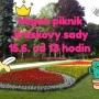 Veganský piknik v Hradci Králové 15.6.2019