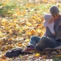 Jak obléknout miminko do šátku na podzim?