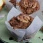 Jablečné muffiny bez cukru