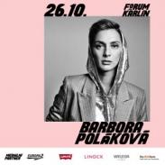Soutěž o vstupenky - Barbora Poláková / FORUM KARLÍN