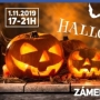 Halloween na zámku Mělník