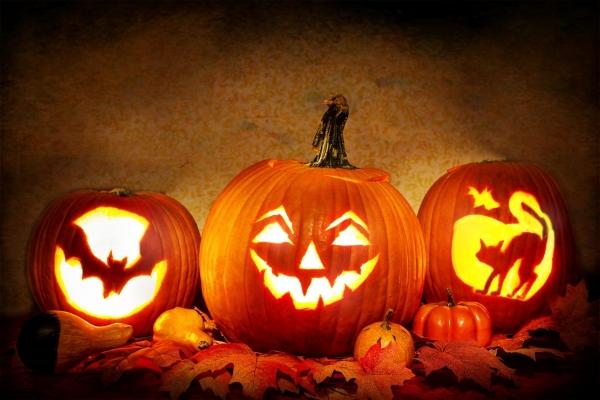 Přejeme vám strašidelný Halloween! :)