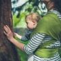 Přínosy nošení dětí v šátku