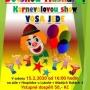 Dětská Maškarní Karnevalová Show Vosa Jede