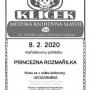 Loutkové divadlo Klíček: Princezna Rozmařilka