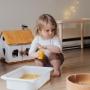 Montessori aktivity pro nejmenší děti