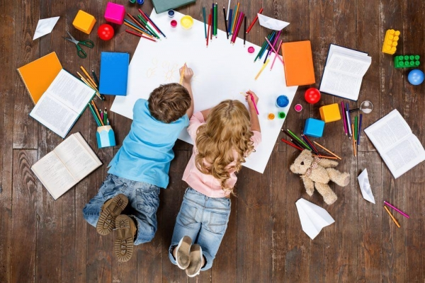 Slavíme Mezinárodní den dětí!