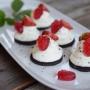 Jahodový minicheesecake s Pedrem pro děti