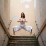Úterní lekce Vinyasa jógy pro pokročilé