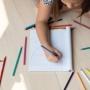 Jak na správný úchop psacího náčiní?