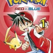 Soutěž o 3 manga Pokémon 1: Red a Blue z Nakladatelství CREW