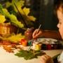 7 tipů na podzimní tvoření s dětmi