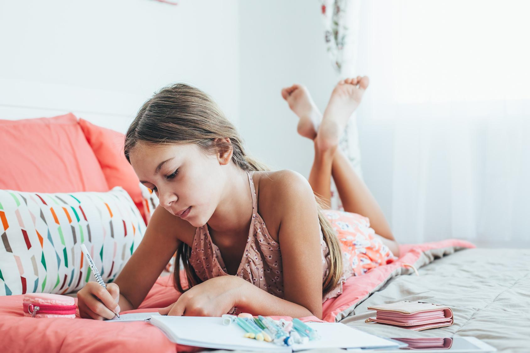 Horké dospívající dívka obrázky