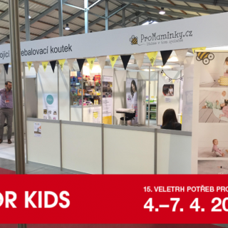 Veletrh FOR KIDS a FOR FAMILY 2019 už brzy!