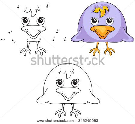 stock-vector-funny-and-cute-crow-vector-illustration-for-kids-dot-to-dot-game-and-coloring-book-345249953.jpg