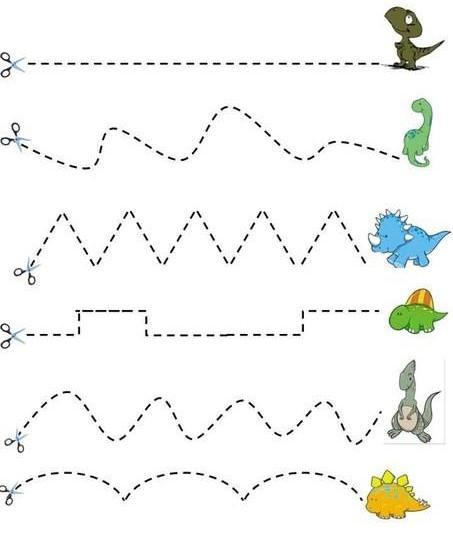Cesta Dinosaura Navody Pro Tvoreni Promaminky Cz