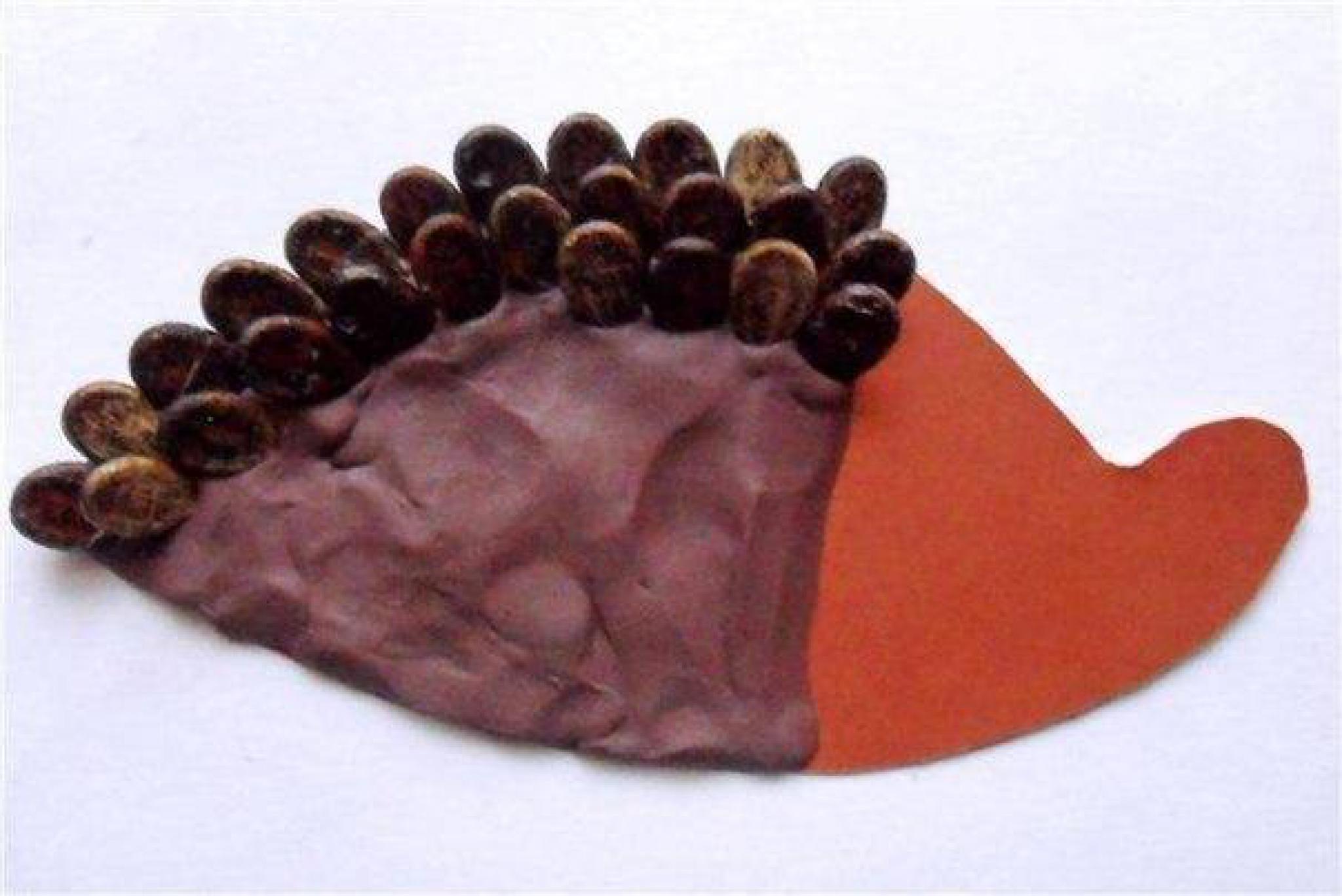 Поделки из арбузных косточек своими руками фото