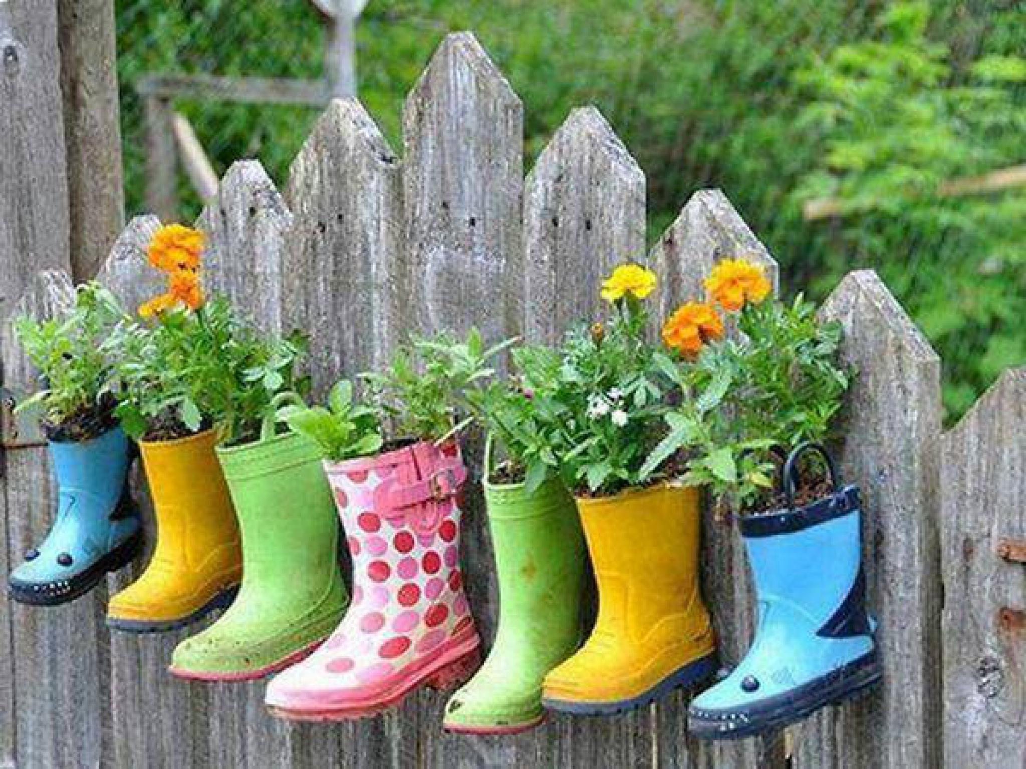 20 amazing diy outdoor planter ideas to make your garden won.
