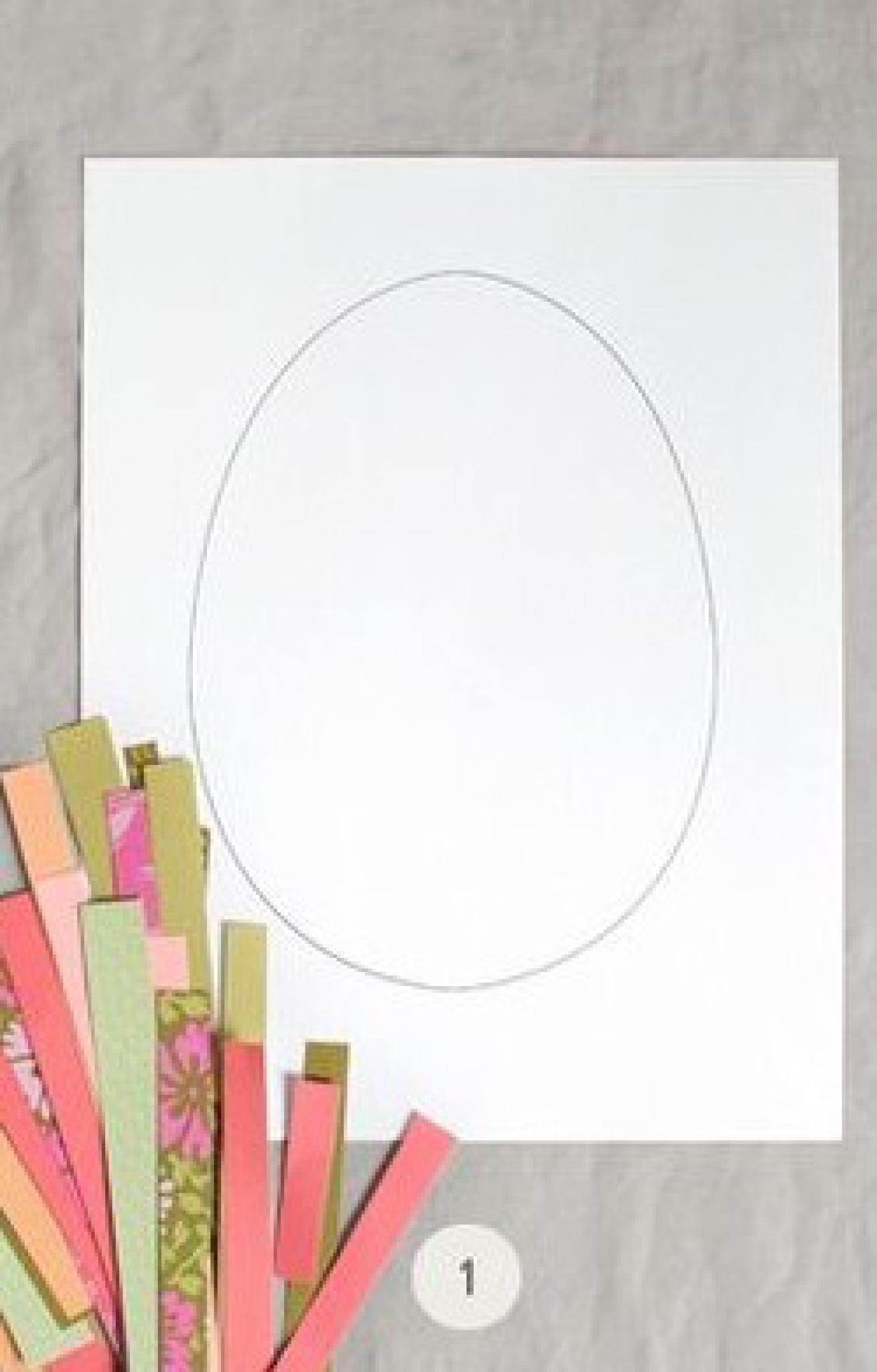 Картины своими руками из цветной бумаги