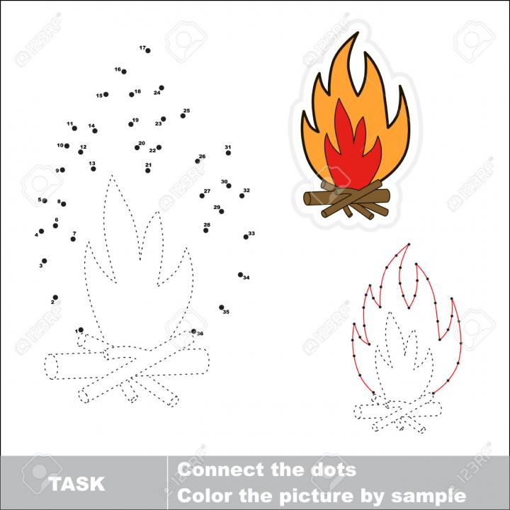 48246408-Vector-bonfire-to-be-traced-by-numbers-Dot-to-dot-game-Connect-dots-for-numbers--Stock-Vector.jpg