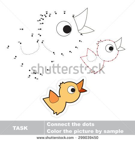 stock-vector-game-for-numbers-one-cartoon-bird-connect-the-dots-and-find-hidden-picture-trace-game-for-299039450.jpg