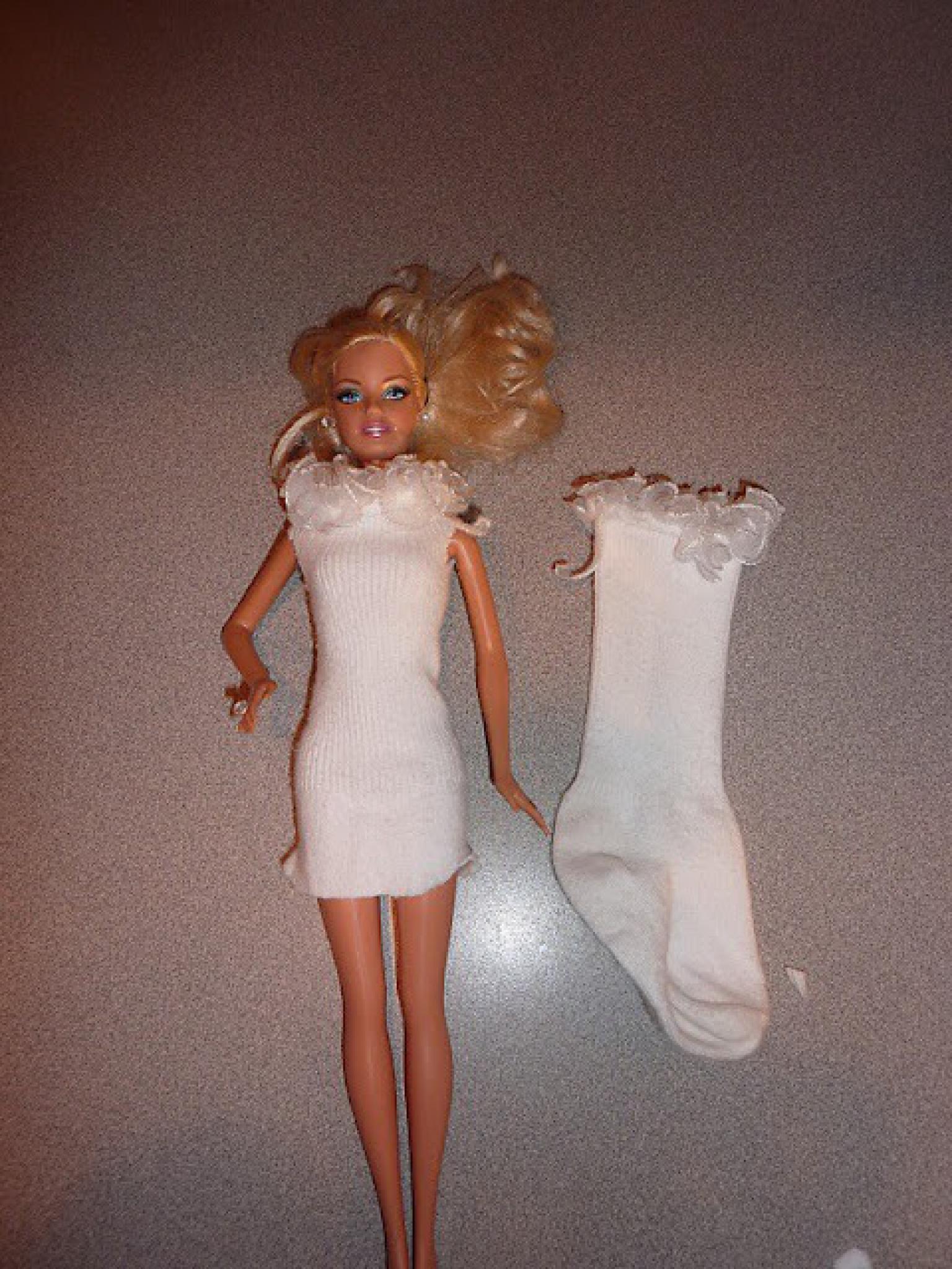 Как сшить платье для куклы пошаговое фото - Мой секрет 86