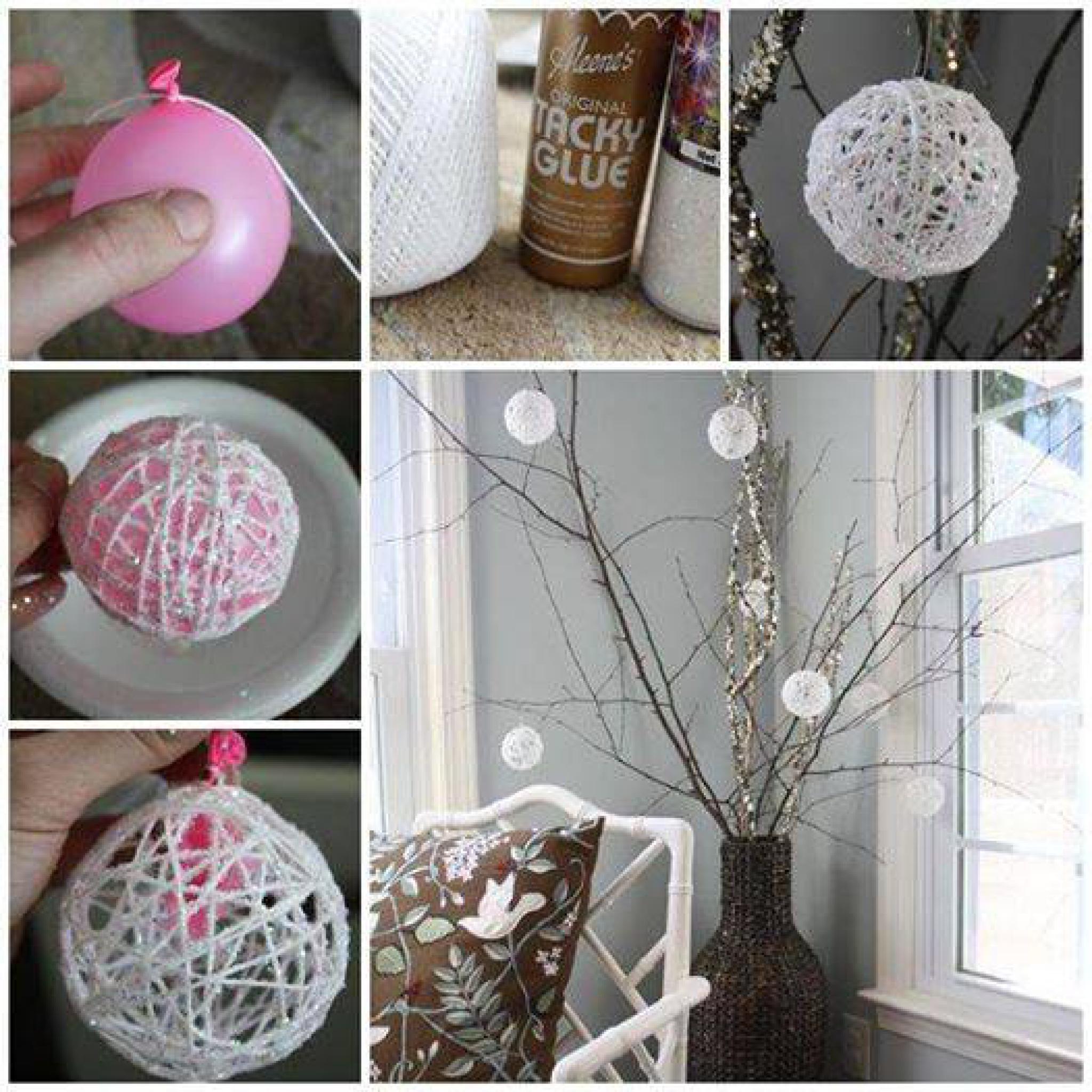 Декор комнаты своими руками - 12 лучших идей, красивый декор 11